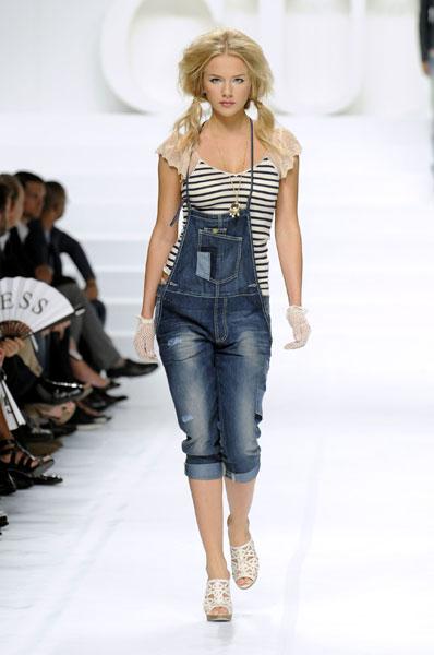 Guess i love jeans pri est 2011 tuttocapelli consigli - Diva pants recensioni ...