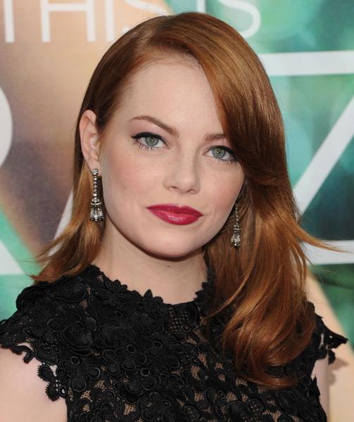 Colore di capelli per gli occhi verdi
