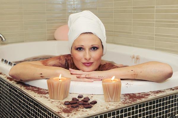 Cioccolato miele e vaniglia lo sapevi che - Bagno di cioccolato ...