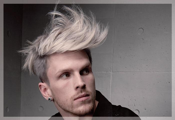 Molto Taglio e colore uomo - Capelli uomo: prodotti e tagli capelli uomo  UW41