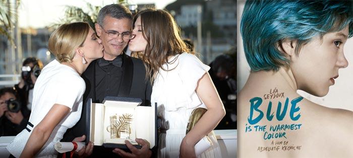 Film ragazza coi capelli blu