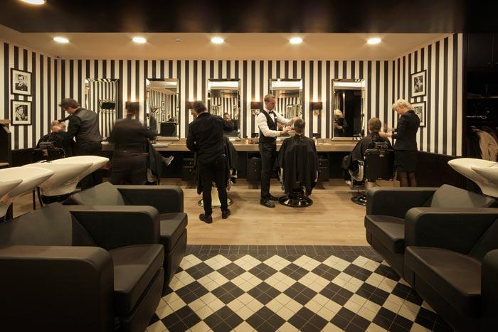 Preferenza Barbershop solo per lui - LO SAPEVI CHE - TuttoCapelli consigli  LS28