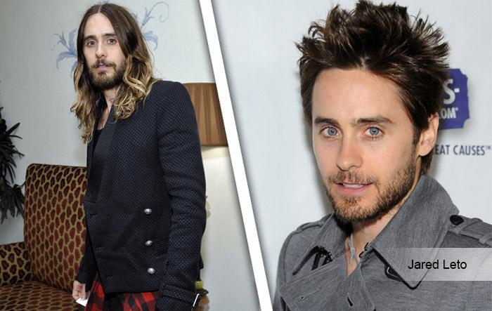 I capelli di Jared Leto - Accessori moda uomo: tendenze e ...