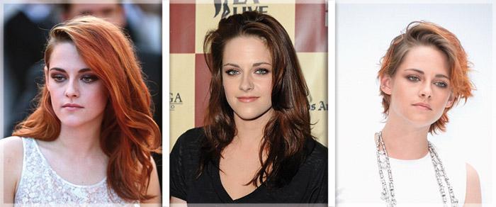 Nuovo Taglio E Nuovo Colore Per Kristen Stewart Personaggi Famosi