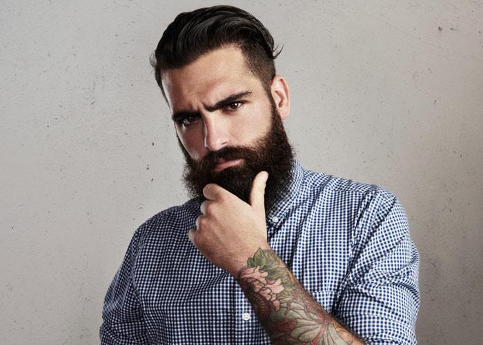 Taglio capelli hipster