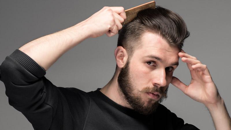 Tagli capelli uomo hipster