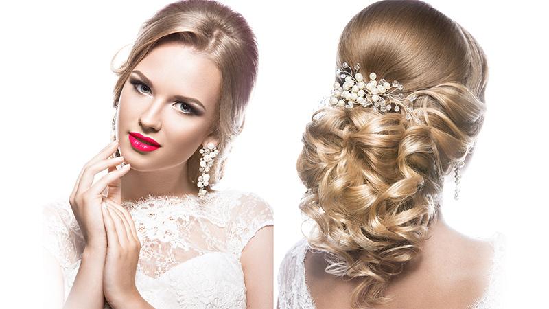 Come preparare i capelli per il matrimonio info e for Cappelli per matrimonio